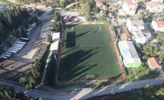Değirmendere Stadı yeniliyor