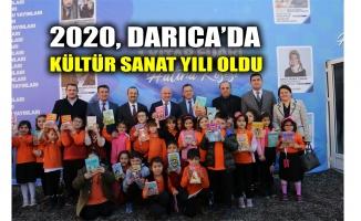 2020 Darıca'da kültür sanat yılı oldu