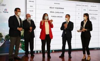 20 kat talep toplanan Kiptaş İzmit Çınar Evler'inhak sahipleri kurayla belirlendi