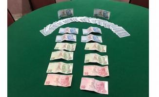 Çayırova'da kumar oynayan 10 kişiye para cezası verildi