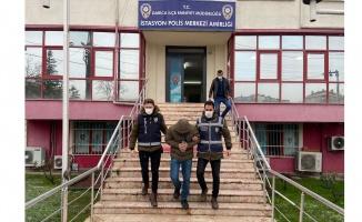 Darıca'da evlerden hırsızlık yapan kişi tutuklandı