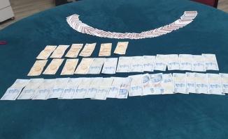 Gebze'de bir işletmede kumar oynatan ve oynayan 13 kişiye ceza