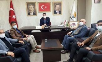 AK Parti Denizli'ye, Buldan'dan 'hayırlı olsun' ziyareti
