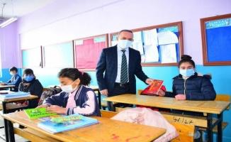 Ardahan ilk yüz yüze buluşma ziyareti Yalnızçam Köyü'ne