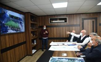 AK Parti'li Mustafa Canbey, Dursunbey ilçesine 3 milyar lira yatırım yapıldığını söyledi