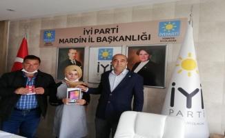Akşener'den Mardinli aileye 'Güzel' haber