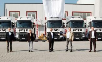 Bursa'da lojistijk firma Renault Trucks'tan vazgeçmedi