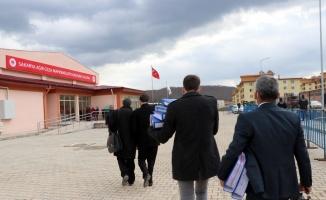 GÜNCELLEME - Sakarya'da havai fişek fabrikasındaki patlamaya ilişkin 7 sanık hakim karşısında