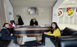 İYİ Parti Mardin'den 'Direk't 8 Mart mesajı