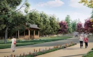 Kayseri Büyükşehir'den ilçelere millet bahçesi