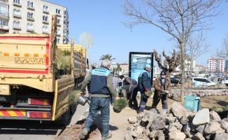 Manisa Barış Manço Meydanı 'Kaya Bahçesi' ile yenileniyor