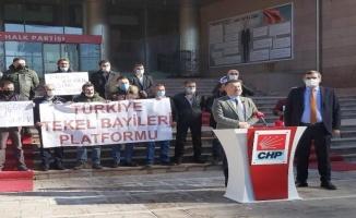 Veli Ağbaba'dan 'kitlesel işsizlik' vurgusu