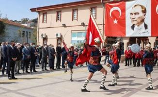 Atatürk'ün Bergama'ya gelişinin 87. yılı kutlandı