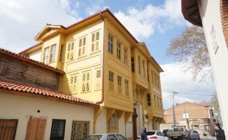 Atatürk'ün Seyit Onbaşı ile görüştüğü 200 yıllık ahşap konak, müzeye çevrilerek kent turizmine kazandırıldı