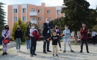 Başkan Murat Gerenli sahada vatandaşlarla buluştu