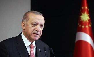 Cumhurbaşkanı Erdoğan'dan Türkeş mesajı
