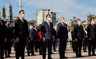 Ekrem İmamoğlu'ndan 23 Nisan için Taksim çıkarması