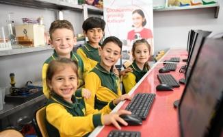 Köylere teknoloji sınıfları geliyor