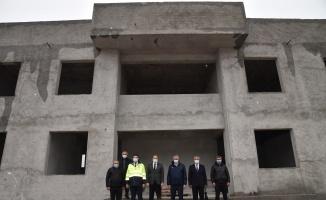 Manisa Kırkağaç'a yeni hizmet binası