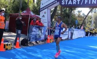 Manisalı Bayram, Maratonİzmir'de beşinci oldu