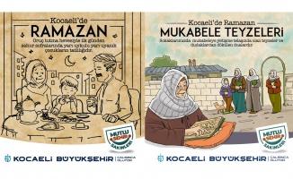 'O eski Ramazanlar' Büyükşehir'de