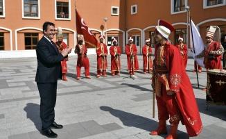 Osmangazi'den 70 ülkeye bilim, kültür ve kardeşlik mesajı