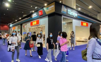 Türk mobilyası rüzgarı Çin'de esti