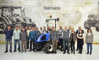TürkTraktör'den yeni traktör ihracatı