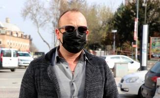 Yoğun bakım doluluk oranı en yüksek illerden Edirne'de vatandaşlar