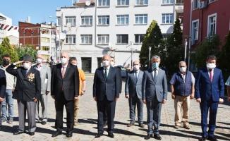 19 Mayıs Atatürk'ü Anma, Gençlik ve Spor Bayramı Çorlu ve Hayrabolu'da kutlandı