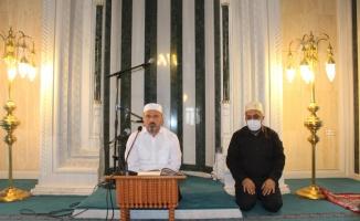 Bilecik'te cuma namazı öncesi tüm camilerde Kudüs için dua edildi