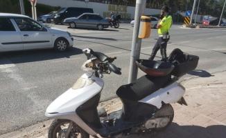 Bilecik'te kamyonetle motosiklet çarpıştı: 1 yaralı