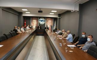 Pazaryeri Belediyesi mayıs ayı meclis toplantısı yapıldı