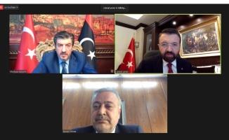 Türkiye-Libya İş Konseyi Başkanı Karanfil'den Türk yapı malzemesi firmalarına çağrı: