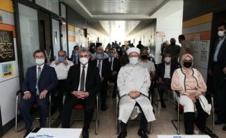 Diyanet İşleri Başkanı Erbaş Sakarya'da hafızlık programına katıldı
