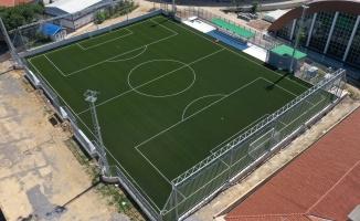 Gebze'nin yeni futbol sahası hazır