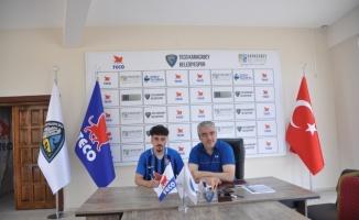 Karacabey Belediyespor, Bekir Can Kara ile sözleşme imzaladı