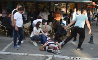Lüleburgaz'da silahlı kavga: 1 yaralı