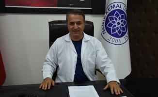 Prof. Dr. Tecer, müsilajla mücadele için önerdiği