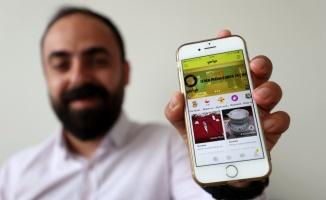 Takas ve yardımlaşma kültürüyle çevreyi korumak için mobil platform kurdu