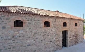 Tekirdağ'da tarihi depo kültür varlığı olarak kente kazandırılacak