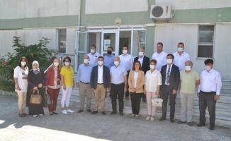 AK Parti Edirne Milletvekili Fatma Aksal, Keşan'da incelemelerde bulundu