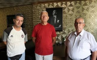 Beşiktaşlılar Yunanistan'ın Galatasaray futbol takımına sergilediği tavrı eleştirdi