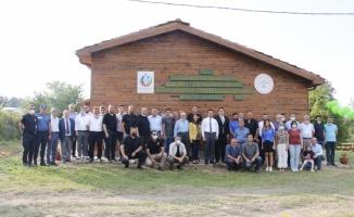 Bilecik Valisi Şentürk, Pazaryeri'nde veda ziyaretlerinde bulundu
