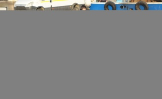 Çanakkale açıklarında düzenlenen operasyonda 231 yabancı uyruklu yakalandı