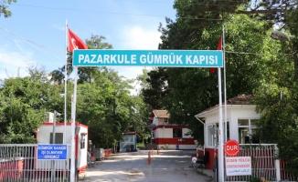 Edirne'de 16 aydır kapalı olan Pazarkule Sınır Kapısı açıldı