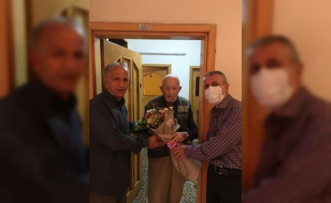 Karasu Belediye Başkanı Sarı'ya ziyaret