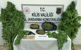 Kilis'te Jandarma uyuşturucuya geçit vermiyor