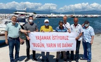 Marmara'daki müsilaj Demirel'in takibinde