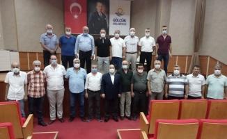 AK Parti Gölcük İlçe Başkanı Çetin Seymen, Gölcük Mahalle Toplantısına katıldı